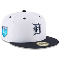 size 40 b7003 1de64 Product Image Detroit Tigers New Era 2018 Spring Training Collection  Prolight 59FIFTY Fitted Hat - White