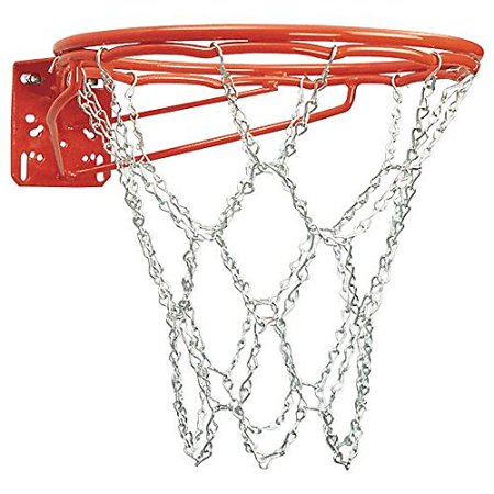 Pearson Heavy Duty Chain Basketball Net (Basketball Goal Net Clips)
