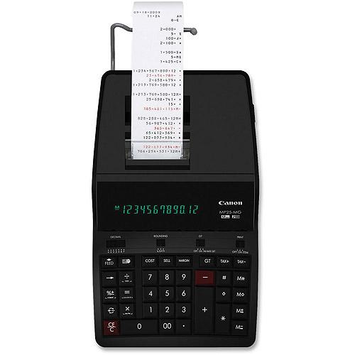 Canon MP25MG Printing Calculator