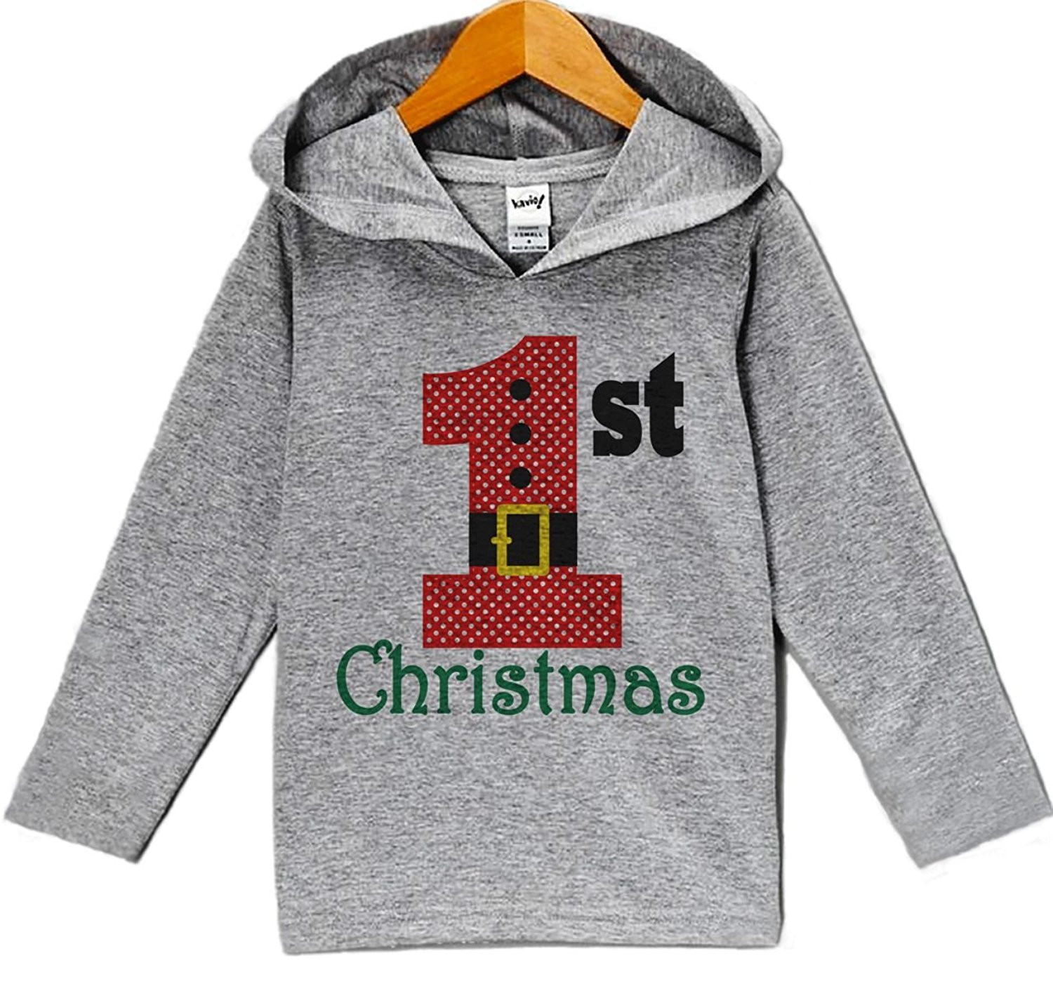 Custom Party Shop Baby's 1st Hoodie - 5