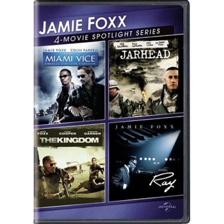 Jamie Foxx 4-Movie Spotlight Series (DVD) (Jaan E Mann)