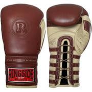 Ringside Heritage Lace Sparring Gloves 16 oz