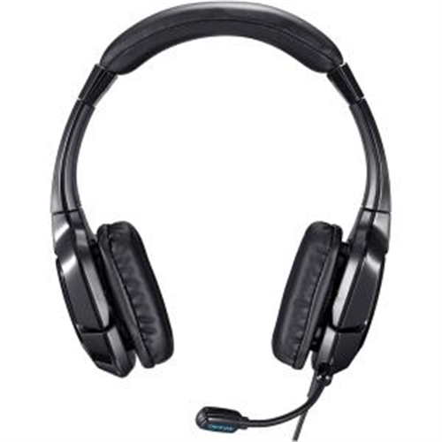 Mad Catz Kama Stereo Headset for PlayStation 4 - Black TRI906390002/02/1