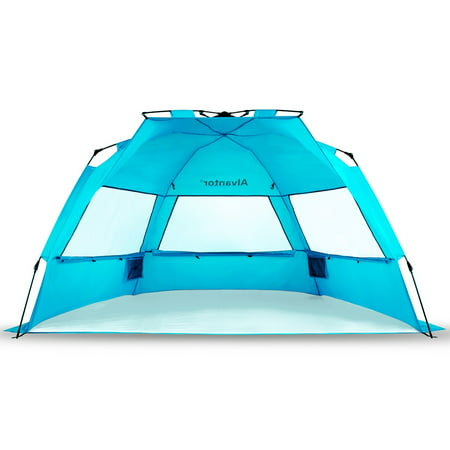 Beach Canopy Tent Sun Shade Shelter Pop Up 7010 By Alvantor