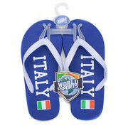 World of Sports Flip Flops - Italy - Large