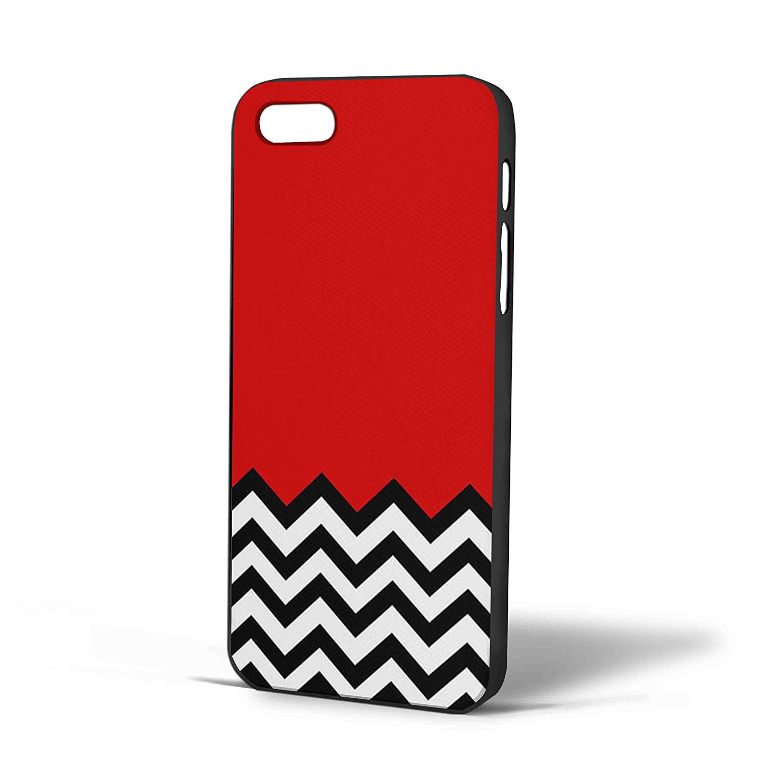 Ganma Welcome to Twin Peaks Chevron Case For iPhone Case (Case For iPhone 6s White)