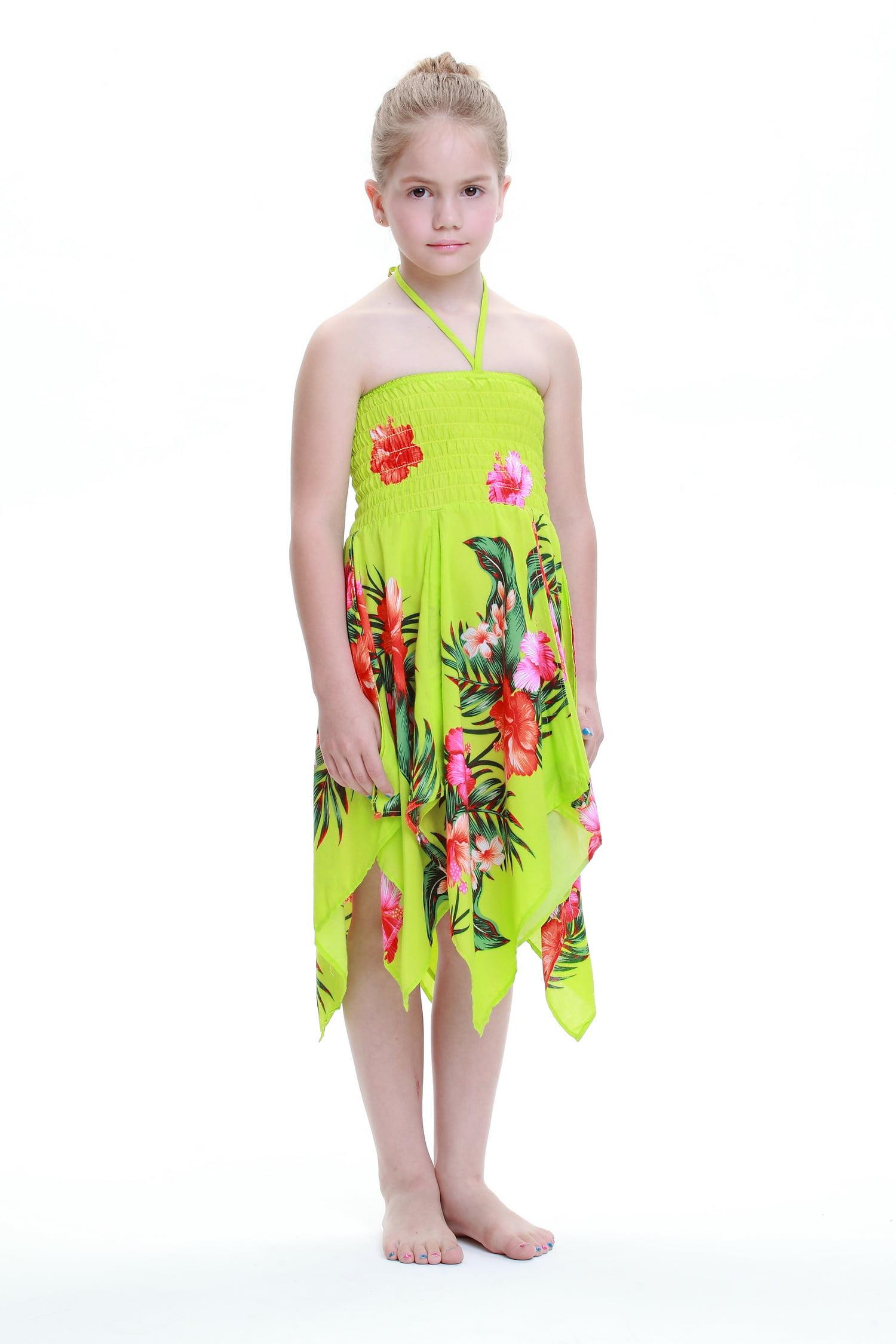 Hawaiian Party Dresses