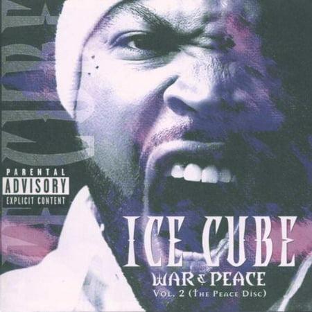 Vol. 2-War & Peace (CD) (Ice Cube War & Peace Vol 2)