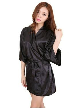 Product Image EFINNY Women s Summer Nightdress Sexy Satin Sleepwear 6dbfa20ed