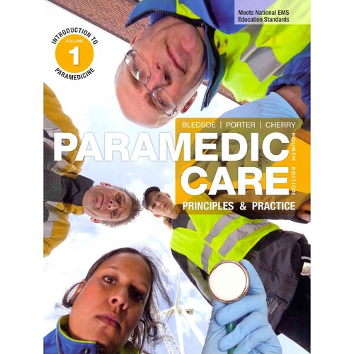 Paramedic Care: Principles & Practice, Volume 1-7 + Workbook Volumes 1-7 + Emstesting.com: Paramedic Student Card