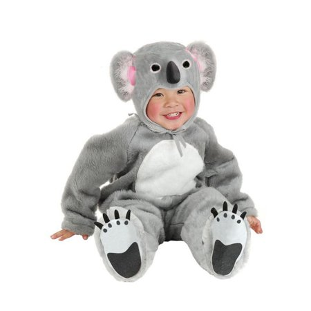 Bear Halloween Costumes For Toddlers (Halloween Little Koala Bear - Newborn Toddler)