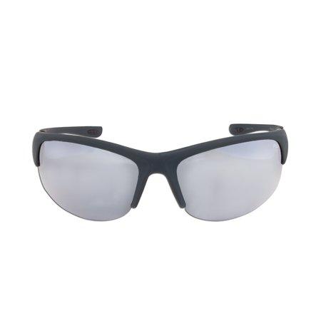 Fila Sport F1033E 035 Wrap Sunglasses | Rubberized Metallic grey Frame | grey (Fila Sport Sunglasses)