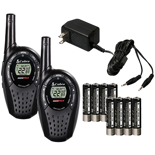 GMRS FRS 2-Way Radio