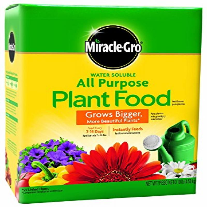 Miracle Gro All Purpose Plant Food - 12.5 Pound