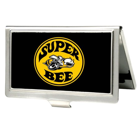 Dodge Automobile Company Super Bee Logo Business Card Holder