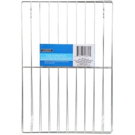 Cooking Concepts Metal Cooling Racks, 2-ct. Packs