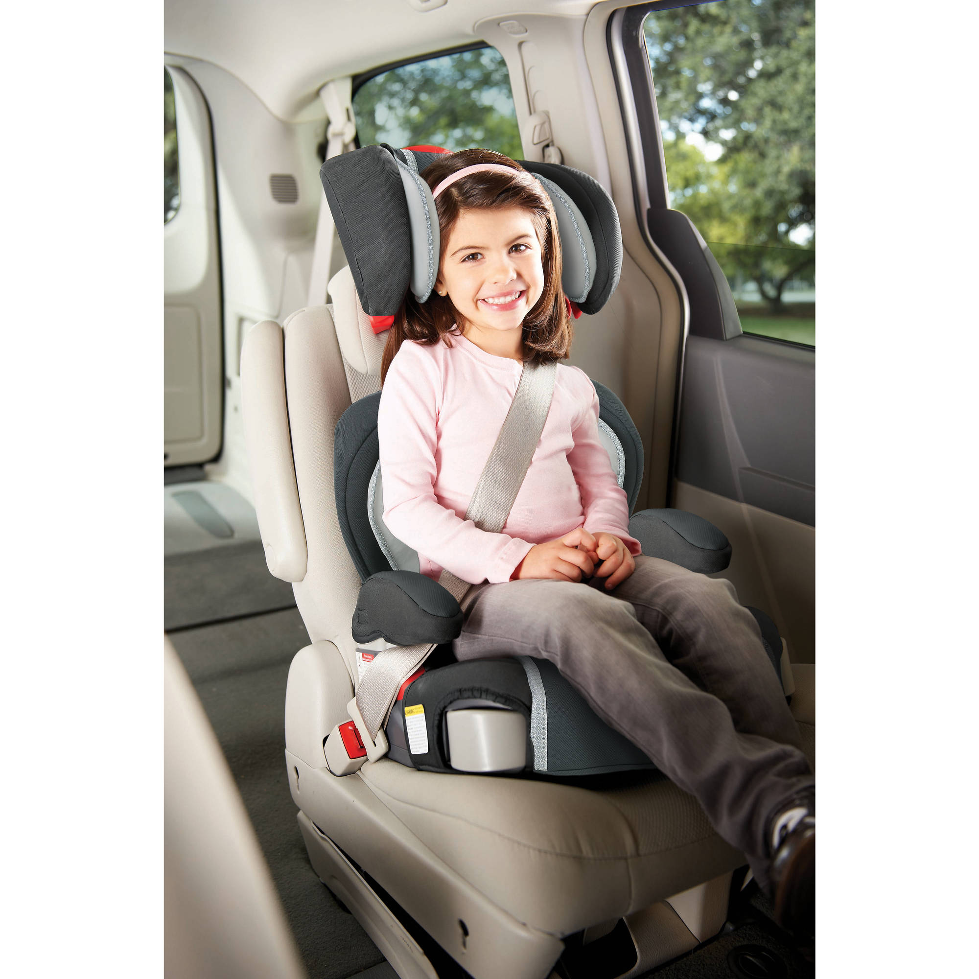 Graco High Back TurboBooster Booster Car Seat Mosaic