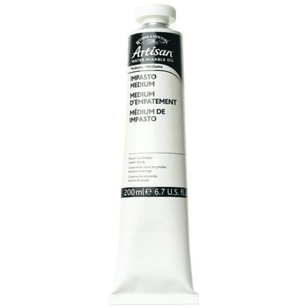 Winsor & Newton Artisan Water Mixable Impasto Medium, 200ml