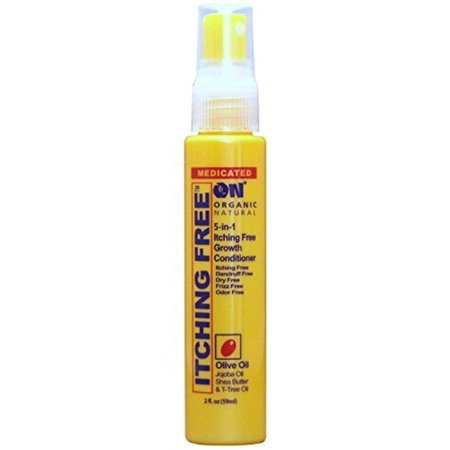 On Orgainc Natural 5-in-1 Itching Free Growth Conditioner with Olive Oil 2