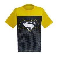Batman Vs Superman Symbol Kids Cut  and  Sew T-Shirts-Juvenile 7