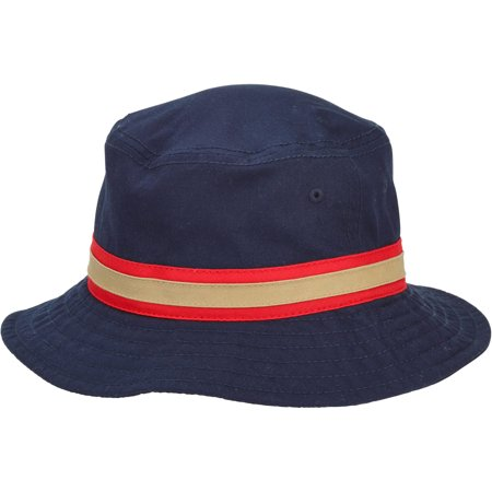 d2890809da9 Men s Navy Bucket Hat - Walmart.com