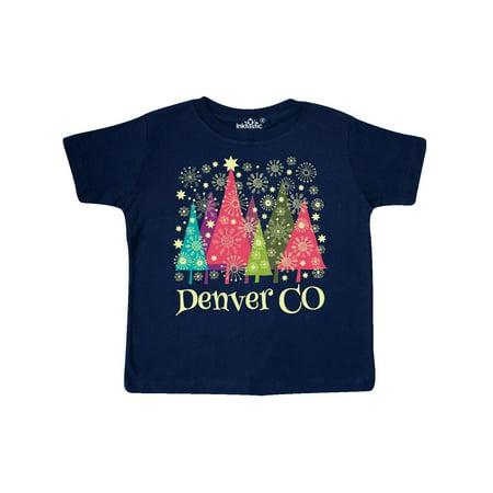 Pinks Denver (Denver Colorado Christmas Toddler)