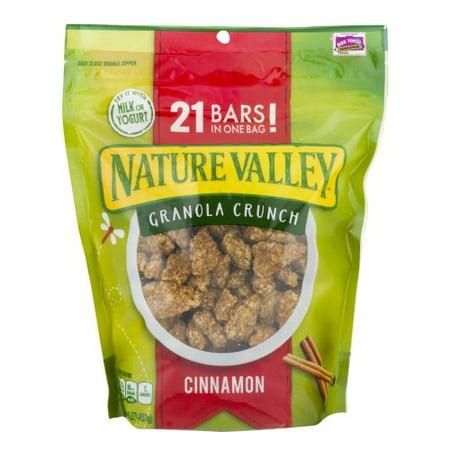 Nature Valley Cinnamon Granola Crunch