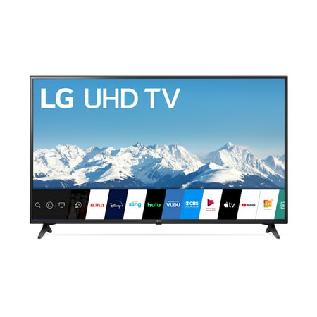 "LG 50"" Class 4K UHD 2160P Smart TV 50UN6950ZUF 2020 Model"
