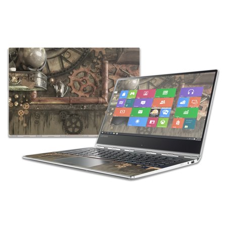 Skin Decal Wrap For Lenovo Yoga 910 14  Steam Punk Room