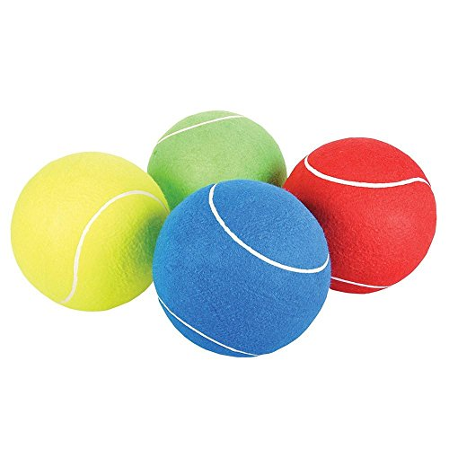 "8"" Tennis Balls by RI Novelty"