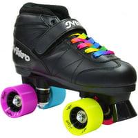 Epic Rainbow Nitro Quad Speed Skates