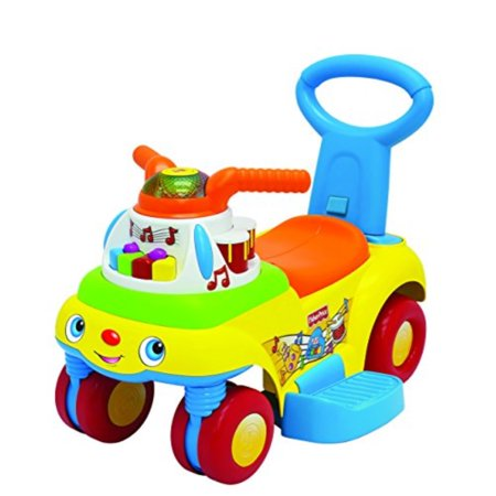 Fisher-Price 3-in-1 Push