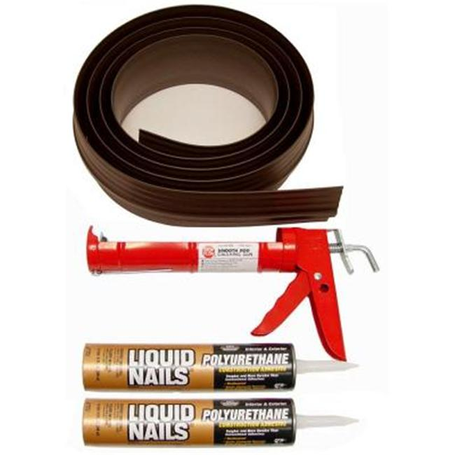 Auto Care Products 52016 Brown 16 ft.  Tsunami Door Seal Kit