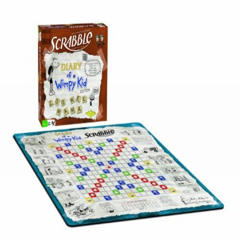Diary of a Wimpy Kid - Scrabble