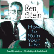 How to Ruin Your Life - Audiobook