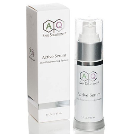 Growth Factor Serum - Anti Aging Serum by Aq Skin Solutions, Face Serum with Growth Factor Technology, Reduces Wrinkles, Fine Lines, Age Spots and Sun Damage, Naturally Rejuvenates Youthful Looking Skin