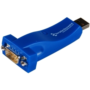 USB 1XRS232 1MBAUD USB TO SERIAL WITH 19IN CABLE