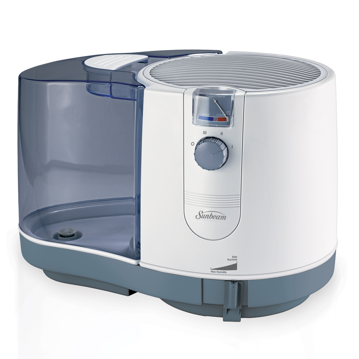Walmart Humidifier No Filter sunbeam cool mist humidifier (scm1746-um) - walmart
