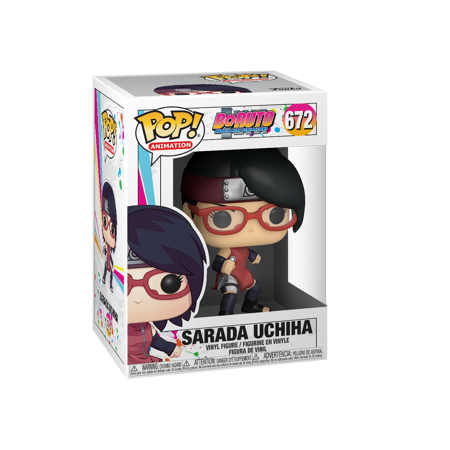 Funko POP! Animation: Boruto - Sarada Uchiha