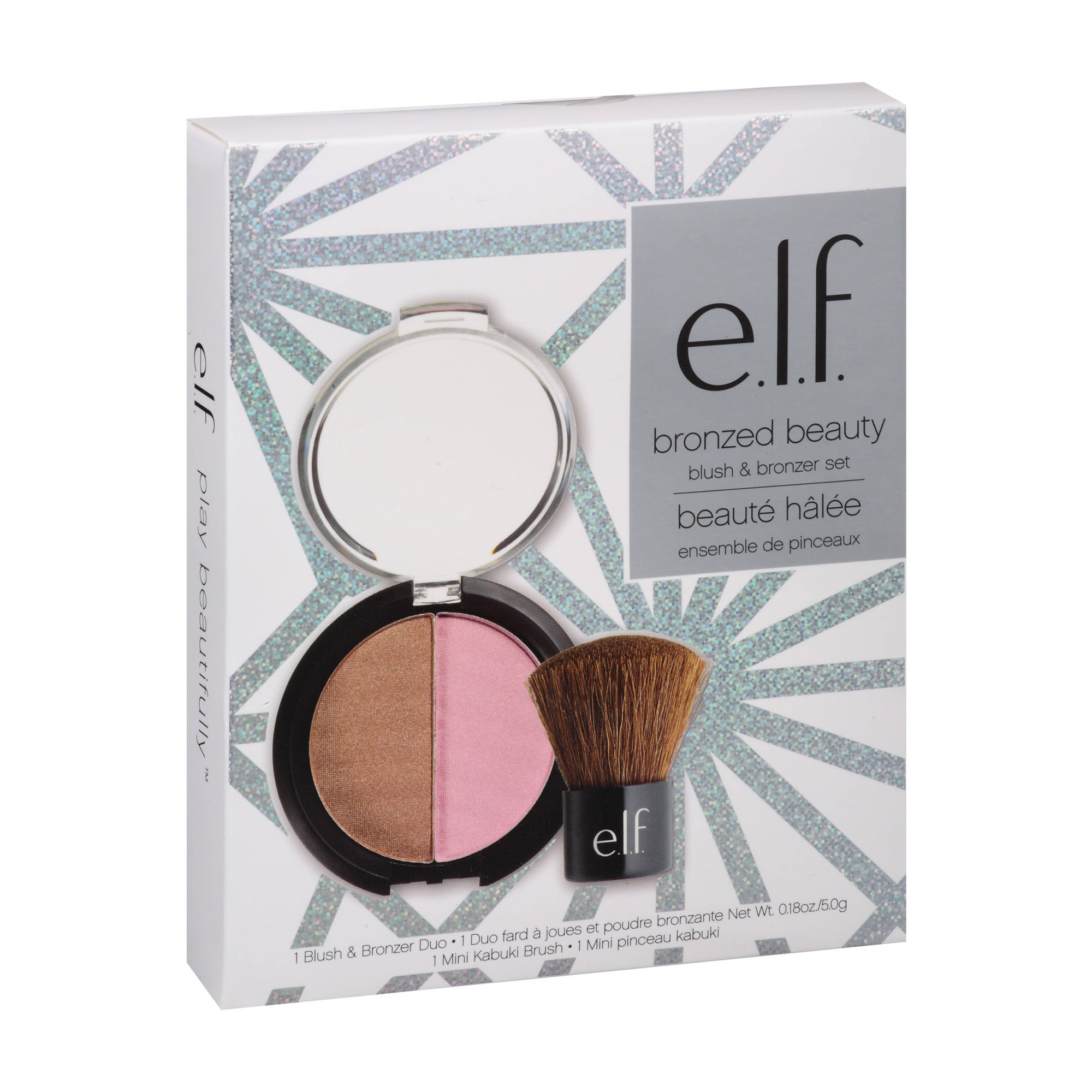 e.l.f Bronzed Beauty Blush & Bronzer