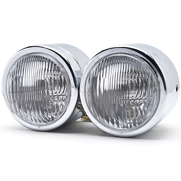 Chrome Twin Headlight Motorcycle Double Dual Lamp For Honda Gold Wing Goldwing 1200 1500 1800 - image 6 of 6