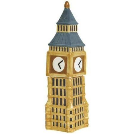 Tower Salt - Big Ben Westminster London Clock Tower Salt Pepper Shakers