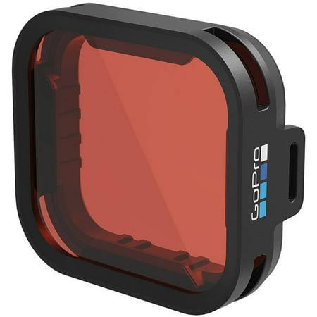 GoPro Blue Water Snorkel Filter for HERO5 Black (Best Gopro Setting For Snowmobiling)