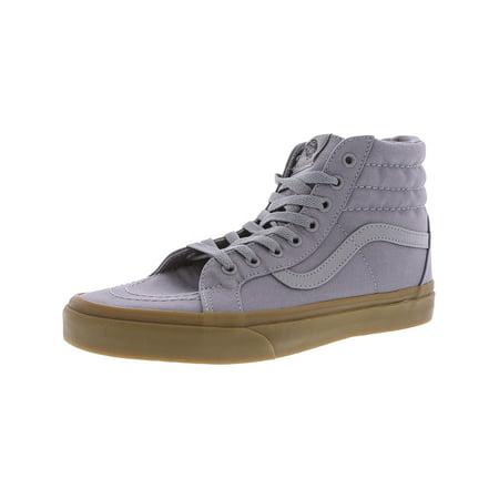 1eae1b82c30 VANS - Vans Sk8-Hi Reissue Canvas Gum Frost Grey   Light High-Top  Skateboarding Shoe - 7M 5.5M - Walmart.com