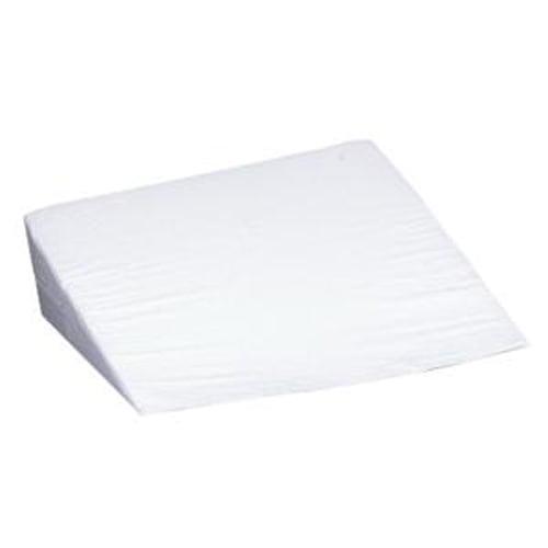 "Mabis DMI Foam Bed Wedge, White Cover, 12"" X 24"" X 24""-1 ..."