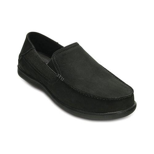 Crocs Men's Santa Cruz 2 Luxe Leather Slip-On