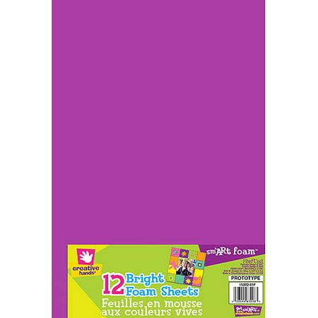 Fibre Craft Foam Sheets, 11\