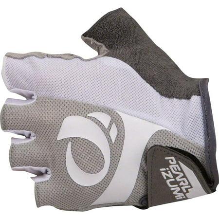 (Pearl Izumi Select Men's Glove: Gray/White 2XL)
