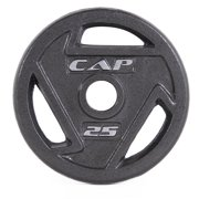 CAP Barbell OPHW-025 25 lb Olympic Grip Plate