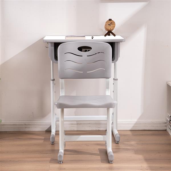 Student Desk Chairs Set,Adjustable Desk Chair Set Kids ...